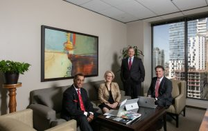 The wealth management services at MBR Financial are multifaceted, balancing financial planning, asset management and risk.
